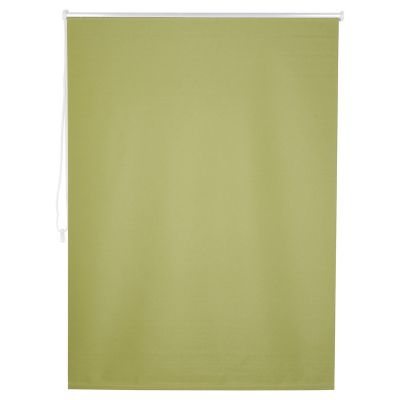 Persiana enrollable blackout verde 150x250 cm
