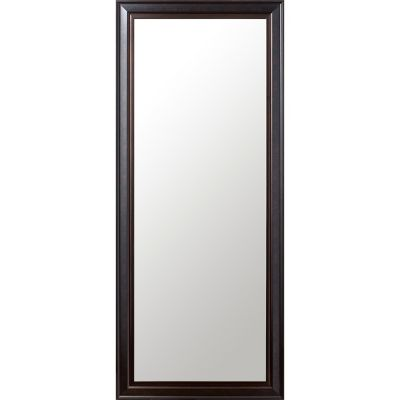 Espejo decorativo café 120x50 cm