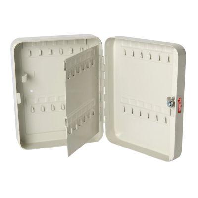 Caja guardallaves 48 unidades con cerradura