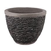 Maceta de piedra 40 x 33 cm