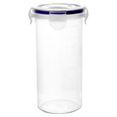 Contenedor de clip 400 ml plástico