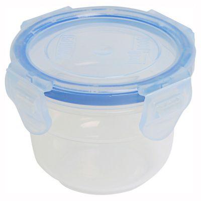 Contenedor de clip 130 ml plástico