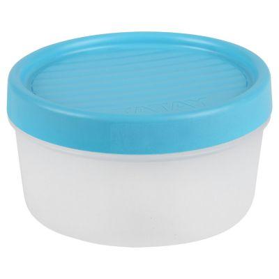 Contenedor c/taparrosca 500 ml plástico