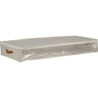 Caja organizadora  de zapatos (bajo cama) 100 x 45 x 15 cm