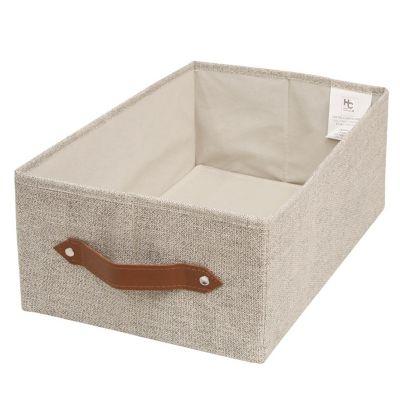 Caja tela con 12 espacios