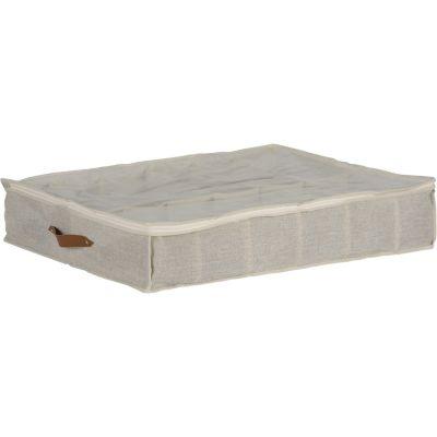 Caja organizadora tela 12 espacios 74 x 58  x 15 cm