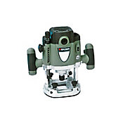Ruteadora 1500W 8000-23500Rpm + 6Fresas Bauker