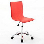 Silla de escritorio Regia roja