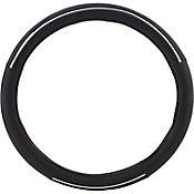 Cubre volante Negro Silver Line Auto Style