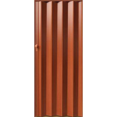 Puerta PVC doble roble 87 x 240 cm