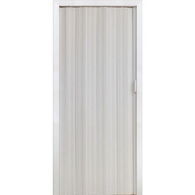Puerta PVC 87 x 215 cm blanco