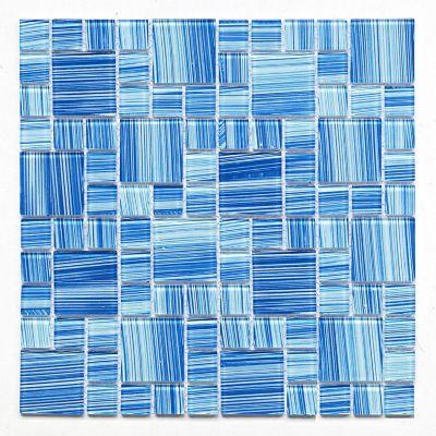 Malla Peacelake vidrio 30x30 cm