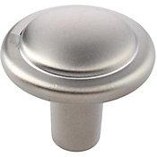 Jaladera 25 mm níquel bisú