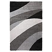 Tapete Noblese curvas gris 160x230 cm