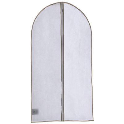 Funda blanca para ropa 60 x 137 cm