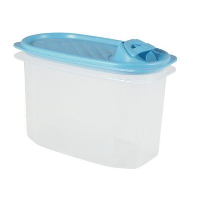 Contenedor c/dispensador 1.2 L plástico