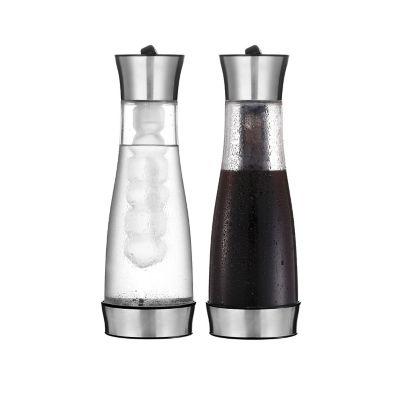 Frasco para café 1.0 L de vidrio