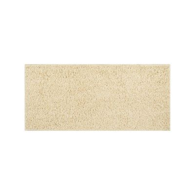 Pie de cama Shaggy Conrad beige 50x110 cm