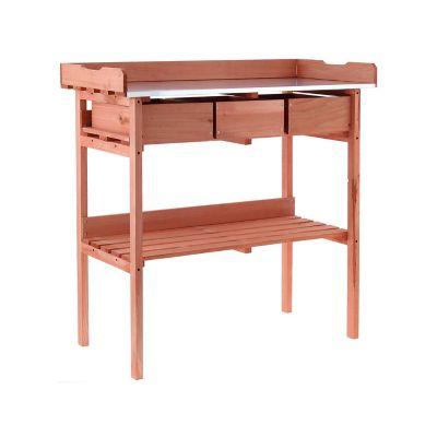 Mesa de trabajo jardín 100 x 40 x 84 cm