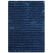 Tapete Forest 3D azul 60x110 cm