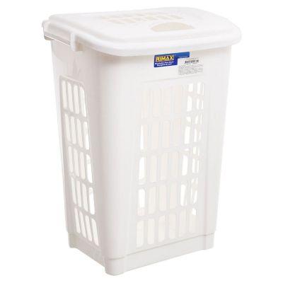 Cesto para ropa blanco 60 L