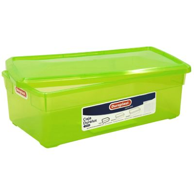 Caja Duralux chica verde 5 lt