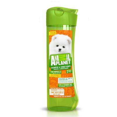 Shampoo y acondicionador cachorros 300 ml