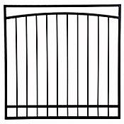 Ventana aluminio protector 120 x 120 cm