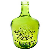 Garrafa Cabernet verde 42 cm