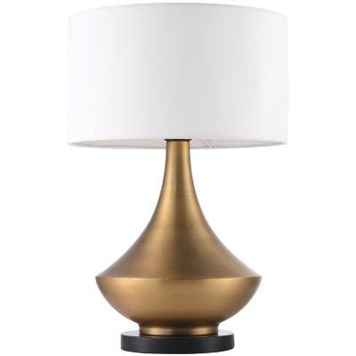 Lámpara mesa 40W Mier cobre 1luz E27 trend metal 40cm