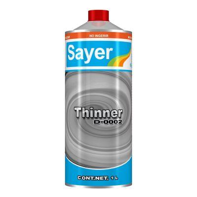 Thinner estándar 1 L