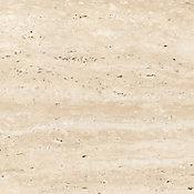 Piso porcelanato Travertino beige 60x60 cm