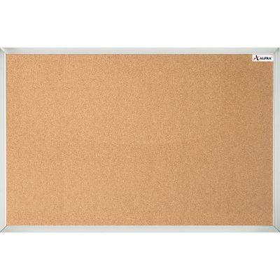 Pizarrón White Star de corcho 60 x 90 cm
