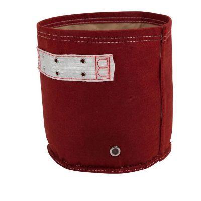 Huerto en bolsa de tela classic rojo 5 gal