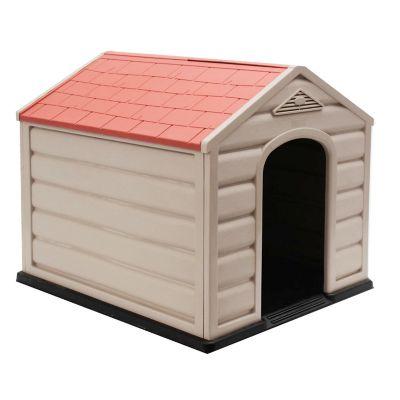 Casa para perros 68 x 61 x 58 cm