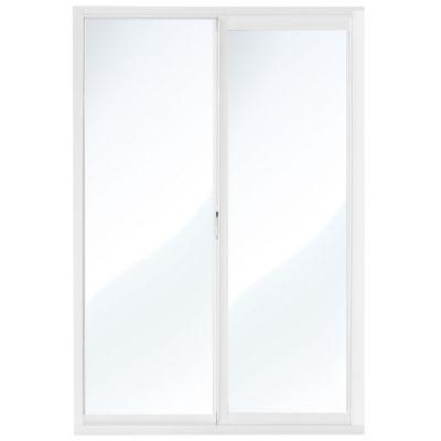 Ventana aluminio blanco 60 x 90 cm