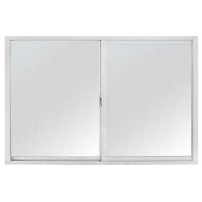 Ventana aluminio con mosquitero 60 x 40 cm