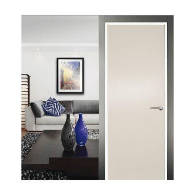 Puerta acero lisa 90 x 213 cm