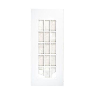 Puerta acero 15 luces 90 x 213 cm