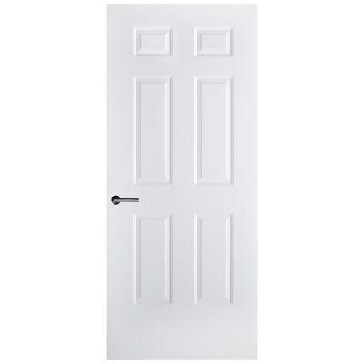 Puerta acero 6 PNL 80 x 213 cm