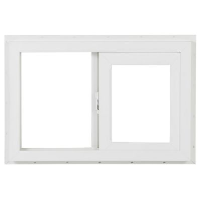 Ventana PVC termopanel 60 x 40 cm