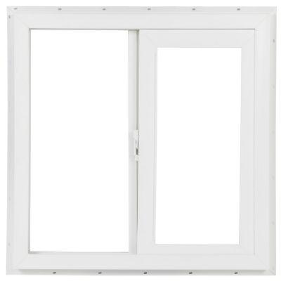 Ventana PVC blanco 90 x 60 cm
