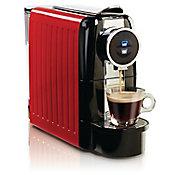 Cafetera Espresso Roja Con Negro para 19 Bares