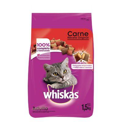 Alimento para gato receta original 1.5 kg