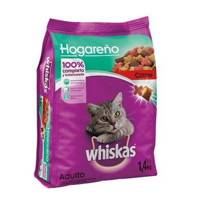 Alimento p/gato hogareño 1.4 kg