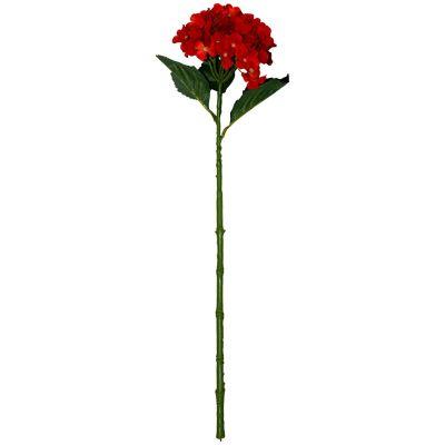 Vara de hortensia rojo
