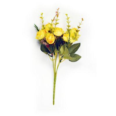 Ramo de rosas Baby amarillo