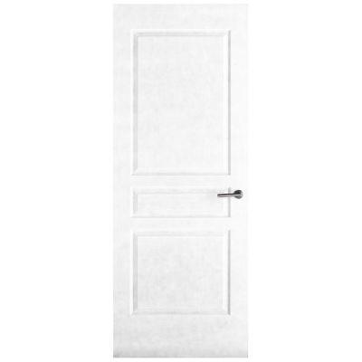 Puerta MDF 3 PNL Ávalon 80 x 213 cm