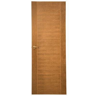 Puerta MDF Capri 80 x 213 cm