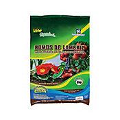 Abono humus de lombriz 2 kg